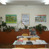 Кабинет №104б «Немецкий язык» Березова Н.А