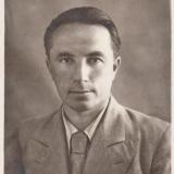Директор Абсалямов Юсуф Мирсаидович, 1954 год.
