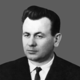 Директор Марченко Владимир Михайлович, 1965 год.
