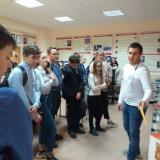 Увлекательная экскурсия Руслана Киямова.