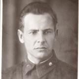 Д.А. Петраков в 1941 году.