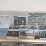 Экспонаты, освещающие послевоенные годы работы техникума.