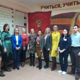 Участники заседания Совета директоров ссузов Ульяновской области.