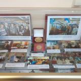 Экспонаты музея о сегодняшнем дне.
