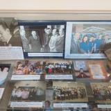 Экспонаты, отражающие работу колледжа в последние годы.