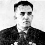 Герой Советского Союза В.Г. Миронов.