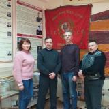 Преподаватели Новоульяновского образовательного учреждения № 121.
